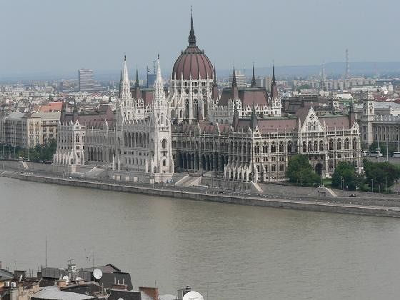 Parliament House on the Danube - - Budapest