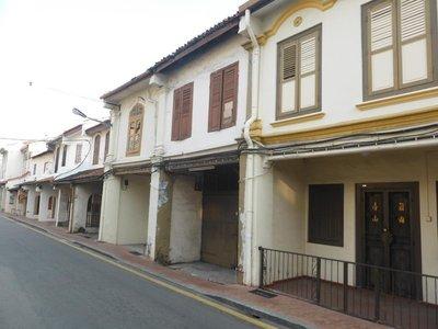 Melaka houses