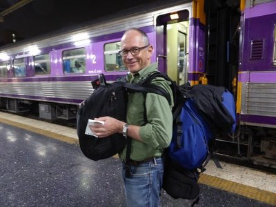the real backpacker