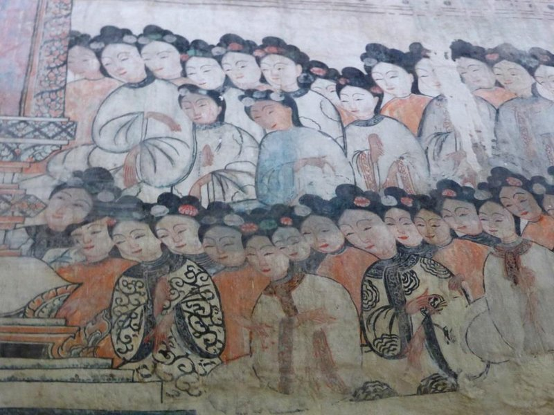 mural detail - how Chinese