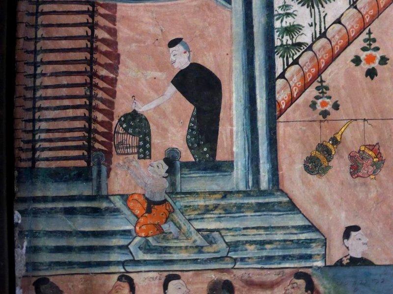 murals detail