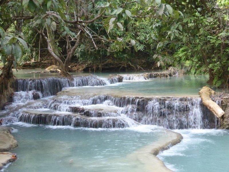 emerald ponds