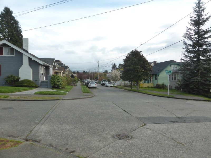 a street in Phinney