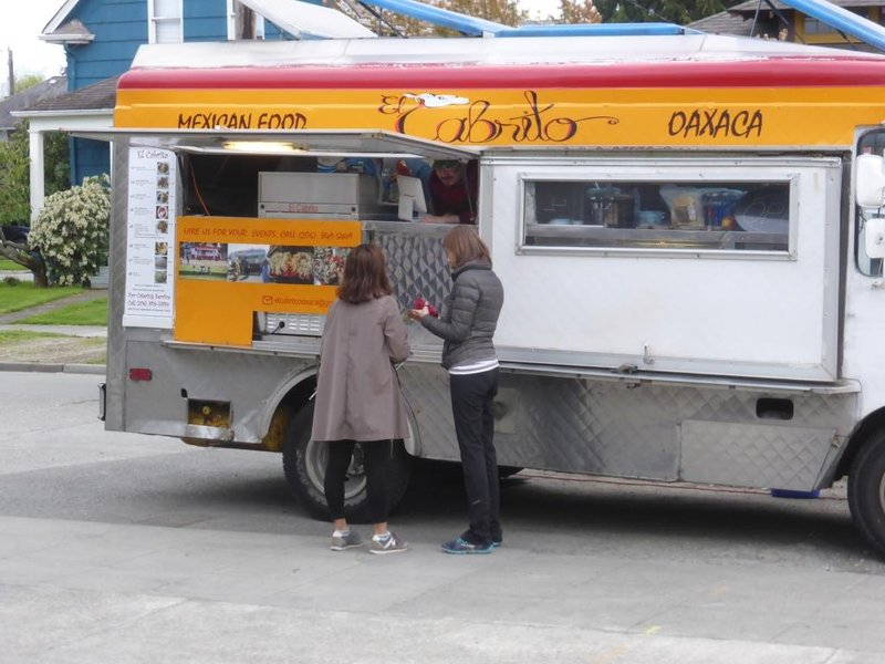 food trucks come along with bars