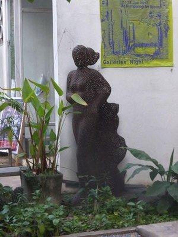 another sculpture