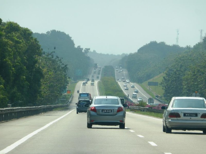 the long road to melaka