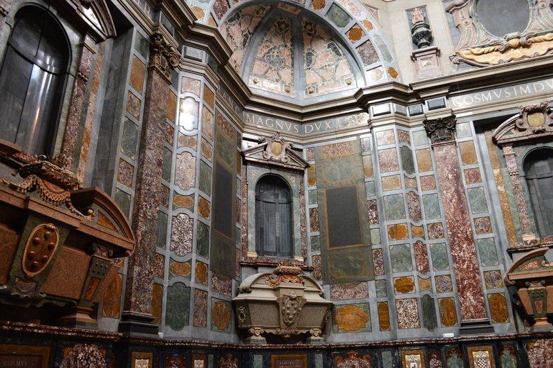 Cappelle Medicee: Cappella dei Principi