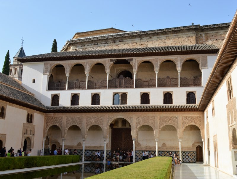 Alhambra: The palace