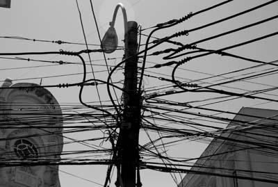 Stromversorgung in Viña del Mar