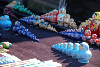 Lake Baikal - Souvenirs