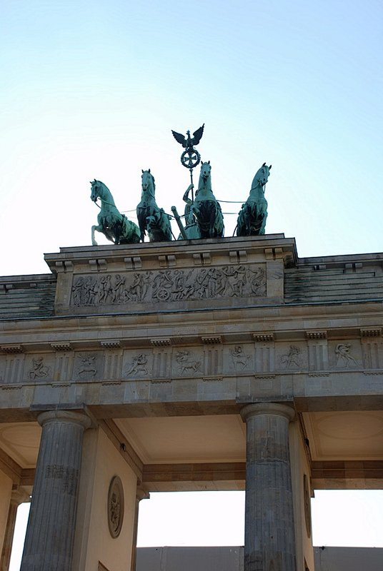 Berlin - Brandenburger Tor