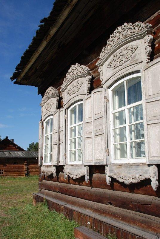 Lake Baikal - Outdoor museum