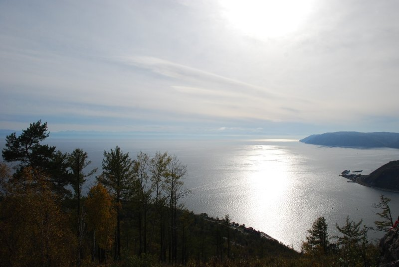 Lake Baikal - View