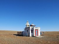 Gobi - Temple in the middle of nowhere