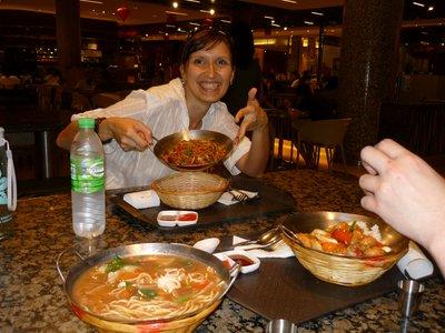 Az első kínai ebédünk