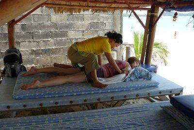 thai maszatás a parton