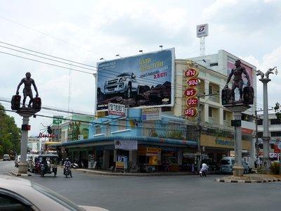 Krabi utca részlet