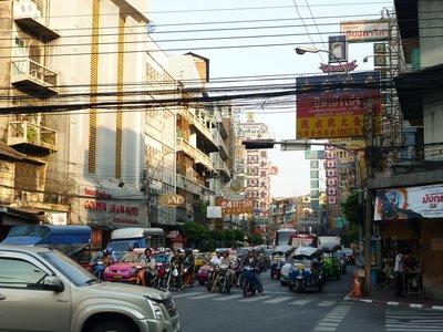 Chinatown metszet