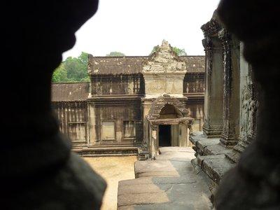 Angkor keretben