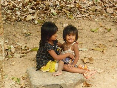 Angkor gyerekei
