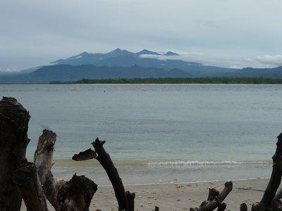 a lomboki tűzhányó