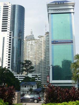 a maláj építészet diverzitása