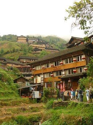 egy másik falu, Pign an