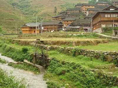 egy újabb falu, Dazhai
