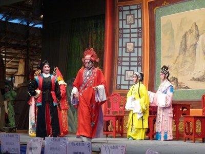 kultúra a színpadon