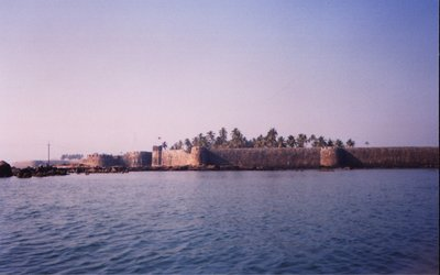 SINDHUDURG - THE SEA FORT