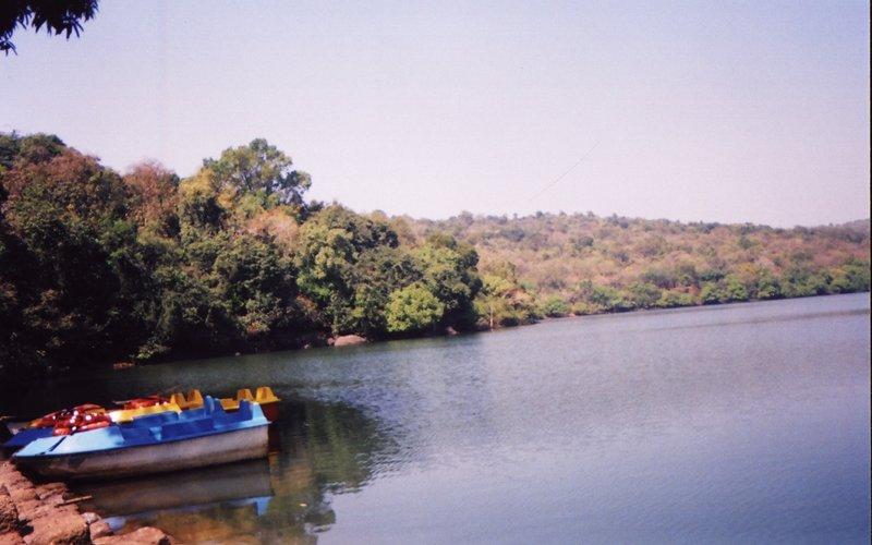 Dhampur Lake