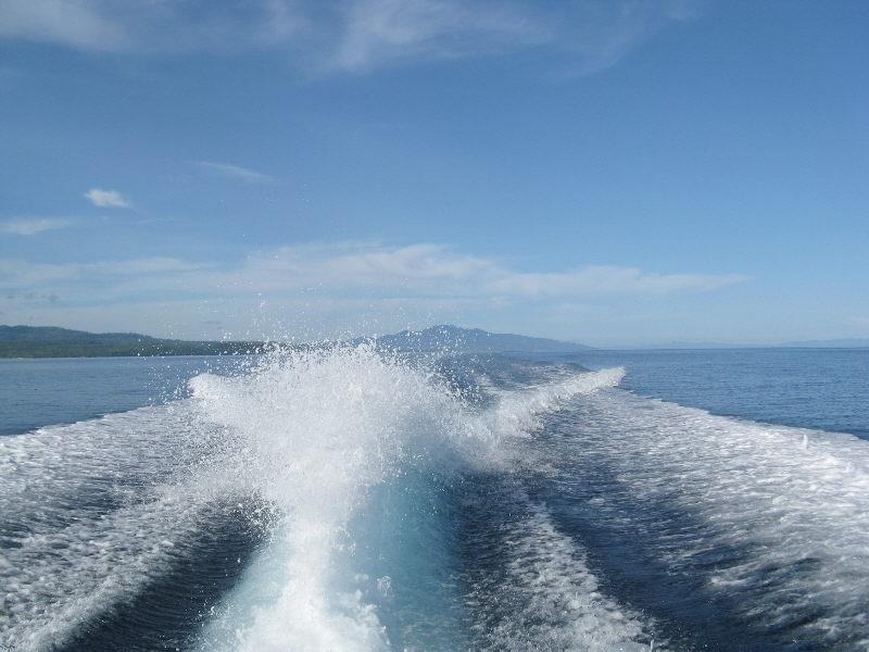 kapal cepat ke Saparua