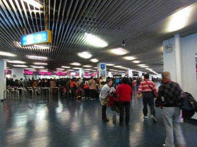 Macau terminal