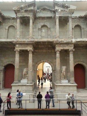 Market gate of Miletus