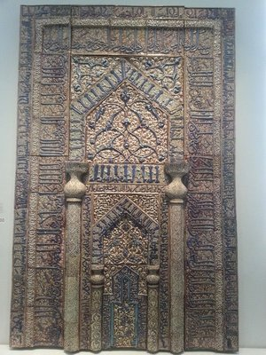 Islamic motif