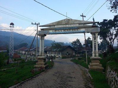 Kalisat village