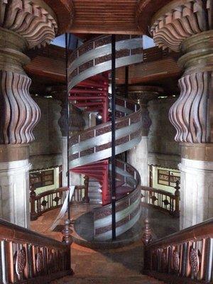 Inside Bali museum