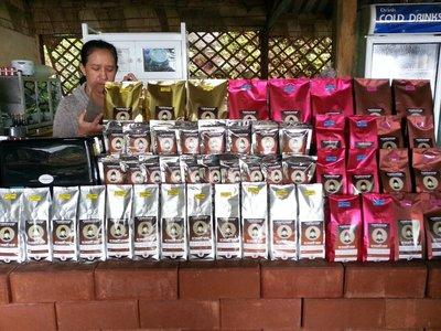 Hmong coffee