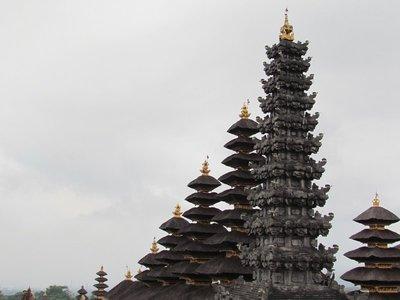Bersakih temple