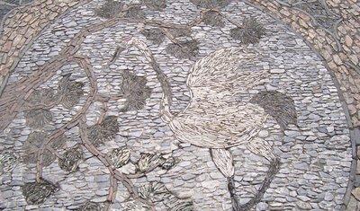 Pattern of a crane