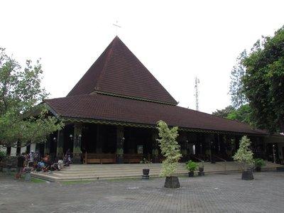 Ganjuran church