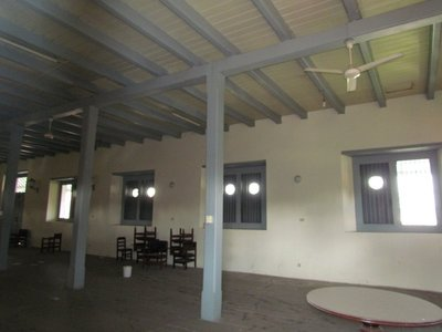 Inside fort Vredeburg building