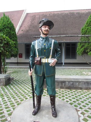 Dutch soldier
