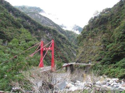 Marble bridge