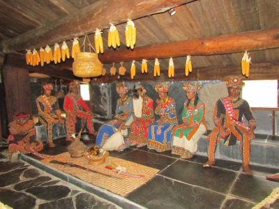 A Paiwan wedding
