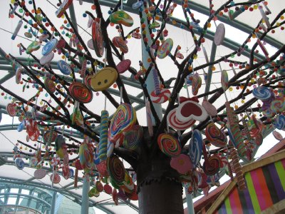 Candy trees