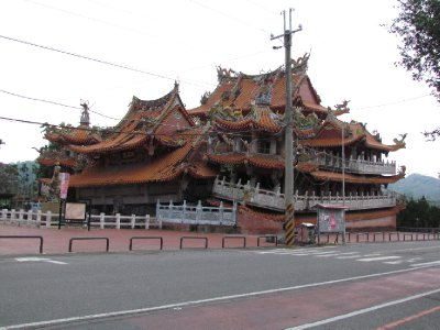 Collapsed Wuchang Temple