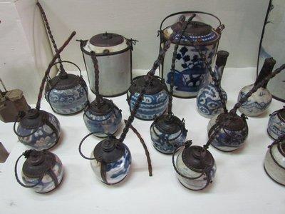 Opium equipment