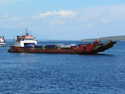 Ferry from Ketapang