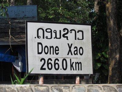 Done Xao Laos